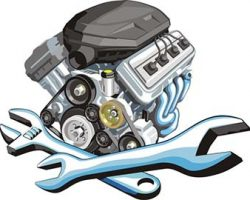 Текущий и капитальный ремонт грузовых двигателей